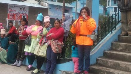 Huancayo: Sonia Echevarría de Fuerza Popular fue excluida por el JEE