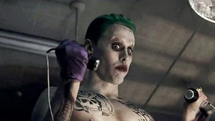 Suicide Squad: Jared Leto habló sobre su papel de Joker