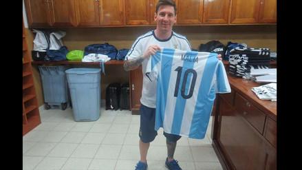 Lionel Messi sorprendió a hijas de Barack Obama con camisetas firmadas