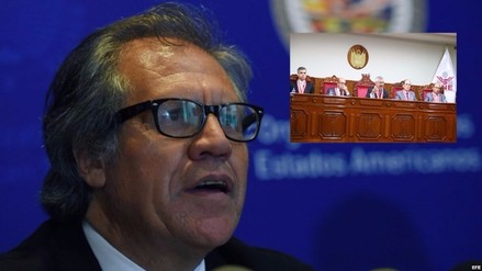 Secretario de la OEA cuestionó proceso electoral peruano en Twitter