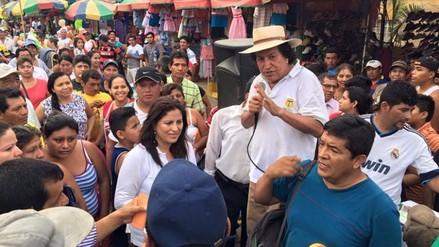 """Alejandro Toledo: """"La democracia está herida por culpa del JNE"""""""