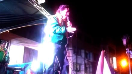 Alejandro Toledo criticó fallo del JNE a favor de Keiko Fujimori