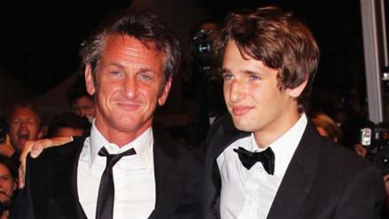 Sean Penn: su hijo Hopper debutó como modelo