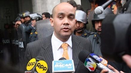 Eduardo Roy Gates: La comisión Lava Jato busca réditos políticos