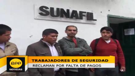 Locales del Ministerio Público se quedan sin efectivos de seguridad