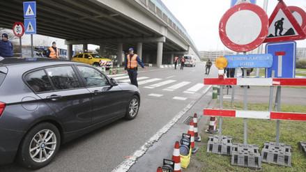 Aeropuerto de Bruselas retomará parcialmente su actividad este domingo