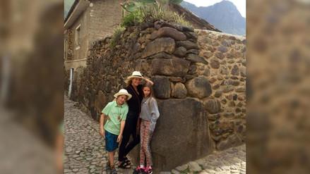 Instagram: ¡Gwyneth Paltrow está en Cusco!