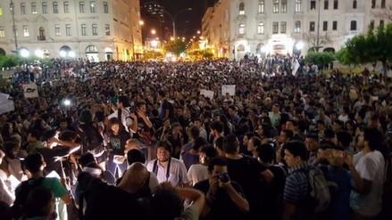 Niegan permiso para evento del 5 de abril en Plaza San Martín