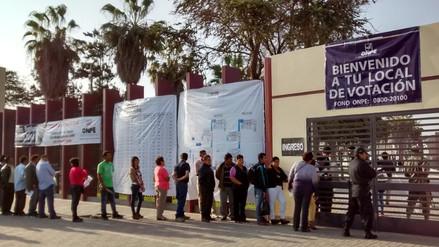 Más de 150 fiscales lambayecanos listos para Elecciones Generales