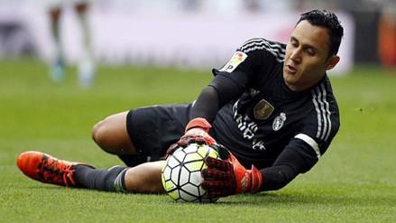 Barcelona vs. Real Madrid: atajadón de Keylor Navas en el Camp Nou