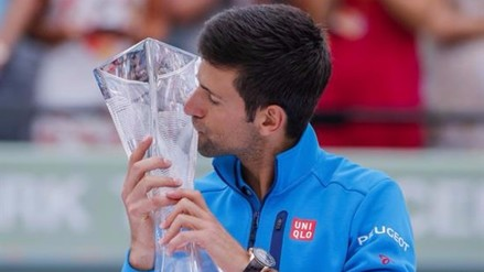 Novak Djokovic le ganó a Kei Nishikori y se alzó con Máster 1000 de Miami