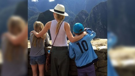 Instagram: Gwyneth Paltrow visitó Machu Picchu