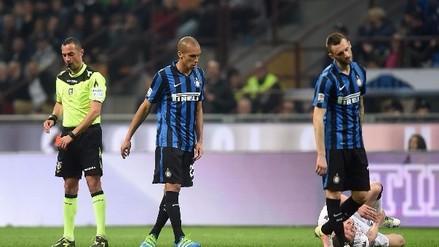 Inter de Milán cayó 1-0 ante el Torino y complica pase a Champions League