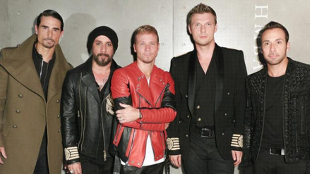 Backstreet Boys presentará nueve conciertos en Las Vegas