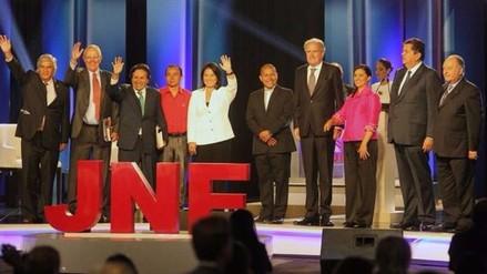 ¿Cuáles fueron los candidatos mejores vestidos del debate?