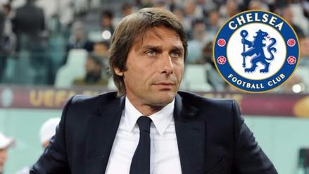 Chelsea anunció al italiano Antonio Conte como su nuevo técnico