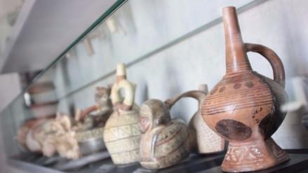 Repatriarán piezas arqueológicas peruanas incautadas en Chile