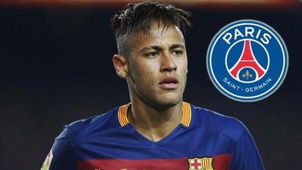 Barcelona: Neymar es principal objetivo del Paris Saint Germain