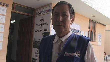 Trujillo: Reniec entregará DNI hasta el día de las elecciones