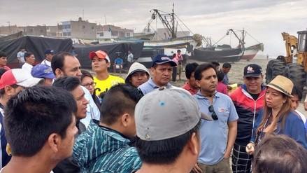 Pescadores de San José, Eten y Santa Rosa podrán desembarcar en playa