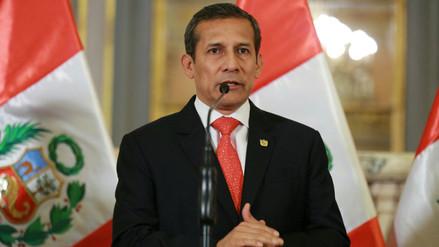 Humala critica a candidatos que no dicen cómo financiarán propuestas