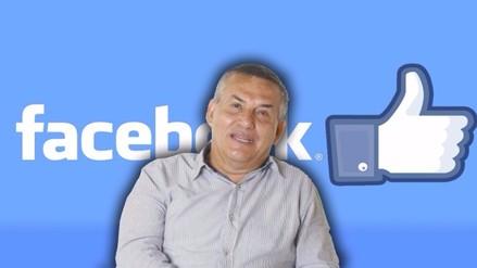 Así vivió Daniel Urresti en Facebook el debate presidencial