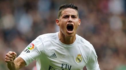 Real Madrid: James Rodríguez puede llegar a costar 90 millones de euros