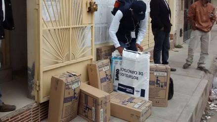 Soldados de Sullana y Piura reforzarán la seguridad en Cajamarca