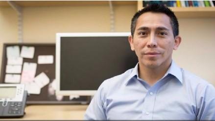 Científico peruano migrante obtiene premio Vilcek en los EE. UU.