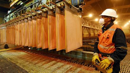 MEM: Producción peruana de cobre creció casi 70% en febrero