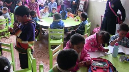 Ministerio de Educación transfirió 14 millones de soles para Cutervo