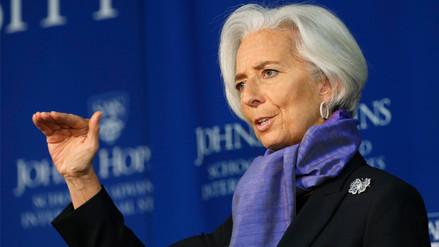 FMI pide impulsar crecimiento global ante aumento de riesgos