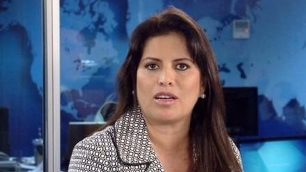 JNE anula resolución que declaró improcedente exclusión de Carmen Omonte