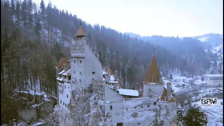 Rumania: ponen a la venta el castillo del Conde Drácula