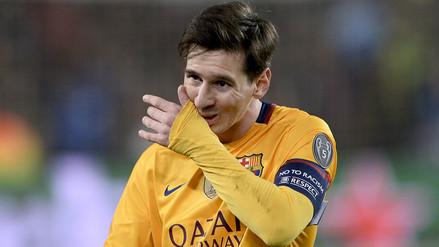 Lionel Messi entre los peores vestidos para medio ingles Daily Mirror