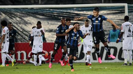 Copa Libertadores: Atlético Mineiro cayó 3-2 ante Independiente del Valle