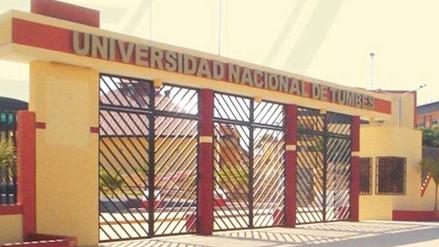 SUNEDU reconoció a Rector Interino de la  Universidad Nacional de Tumbes