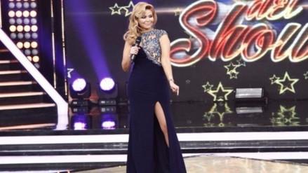 El gran show: Gisela Valcárcel inició las grabaciones