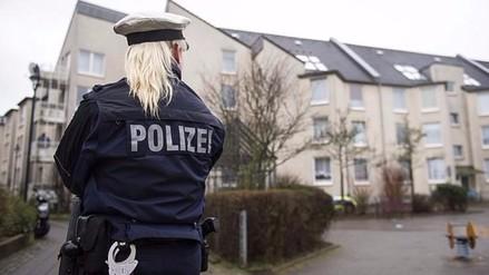 Detienen en Alemania a dos sospechosos de perpetrar atentados