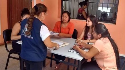 Chiclayo: más de seis mil miembros de mesas recibieron sus credenciales