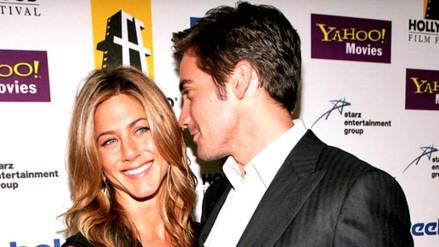 Jake Gyllenhaal le confiesa su amor a Jennifer Aniston