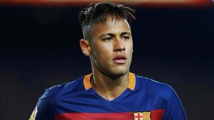 YouTube: Neymar se muere de ganas de compartir equipo con este jugador