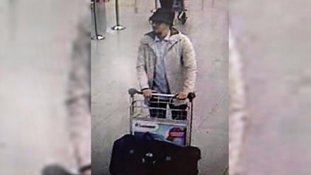Difunden video del único terrorista que sobrevivió al atentado en Bruselas