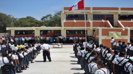Por elecciones suspenden clases en 57 colegios de la provincia de Lambayeque
