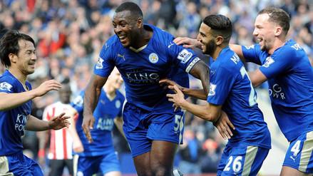 Premier League: la Realeza motiva al Leicester a conseguir el título
