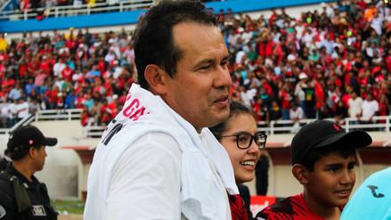 Copa Libertadores: Juan Reynoso aclaró que no está estafando en Melgar