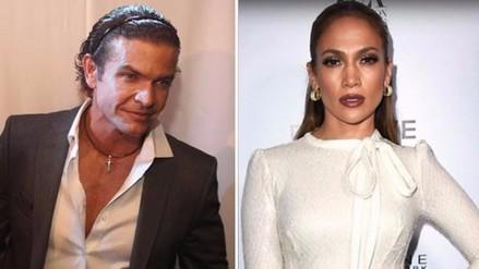 Orlando Fundichely presume encuentro con Jennifer López
