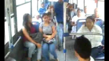 Delincuentes asaltan a pasajeros de combi en vía Cajamarca – Baños del Inca