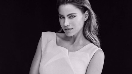 Sofia Vergara es fotografiada sin maquillaje