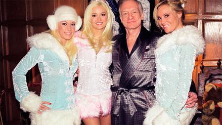 Hugh Hefner | Las múltiples compañeras de vida del fundador de Playboy